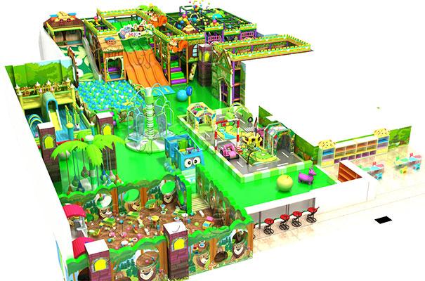 儿童淘气堡设备只选奇奇乐园康体。www.kaiqileyuan.com