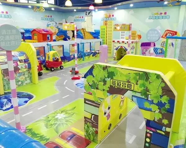 互联网时代下,儿童乐园怎么做推广