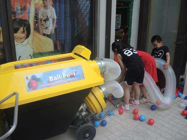 海洋球清洗机