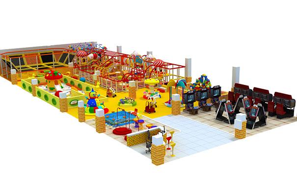 开办儿童淘气堡游乐园需要注意的几大要素