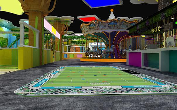规范管理运营室内儿童游乐园才能长久盈利