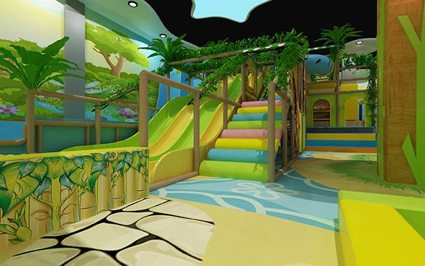 定制儿童乐园,室内儿童乐园