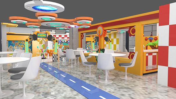 淘气堡儿童乐园设备功能性设计5个方向